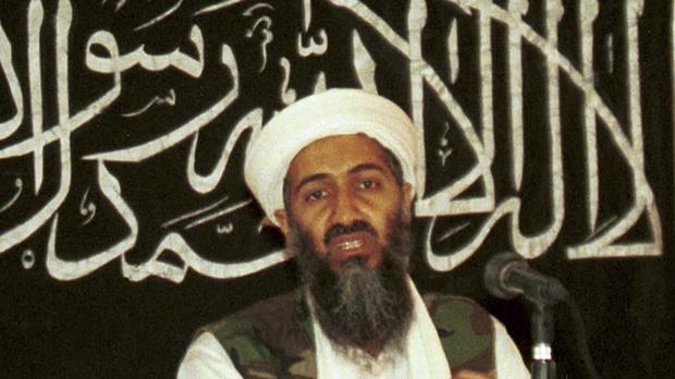 The documents show Osama bin Laden's views on the Arab Spring (AP Photo/Mazhar Ali Khan, File)