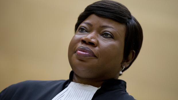 Fatou Bensouda said a preliminary examination found