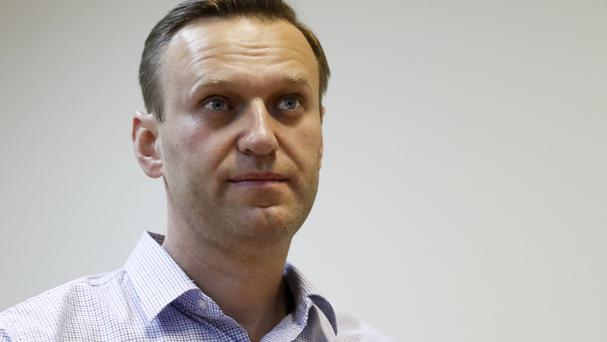 Alexei Navalny said he has no doubt Vladimir Putin has directed local officials to deny permission for the rallies (AP)