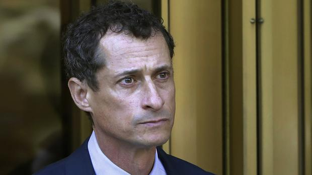 Anthony Weiner has started his jail sentence