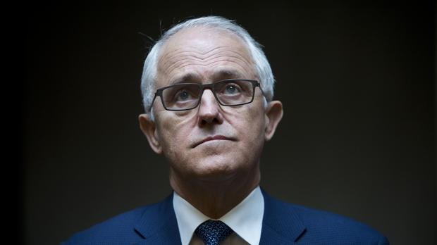 Australian Prime Minister Malcolm Turnbull is arguing for members to be given longer to provide citizenship details (AP Photo/Oded Balilty)