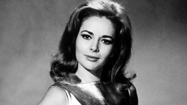 Karin Dor appeared in dozens of films, TV productions and theatre plays (dpa/AP)