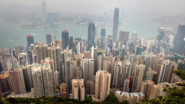 Campaigners have claimed Beijing is tightening its grip on Hong Kong