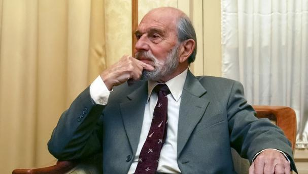 George Blake, pictured in 2006 (AP)