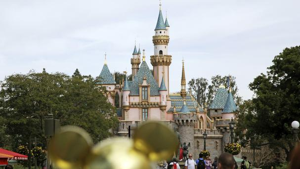 Disneyland has shut down two cooling towers after people who visited the Southern California theme park came down with Legionnaires' disease (AP)