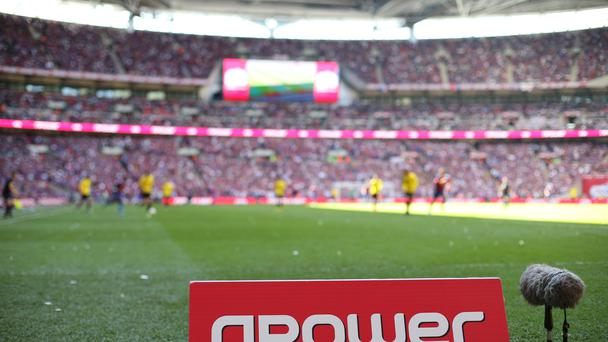 Soccer – npower Football League Championship – Play Off – Final – Crystal Palace v Watford – Wembley Stadium