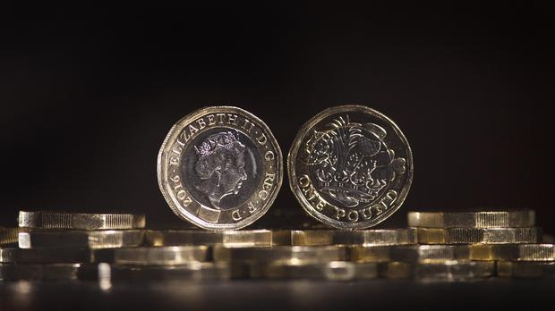 Sterling rate