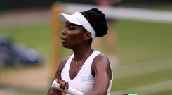 Venus Williams was playing at the US op[en when her Flarida home was burgled, police say