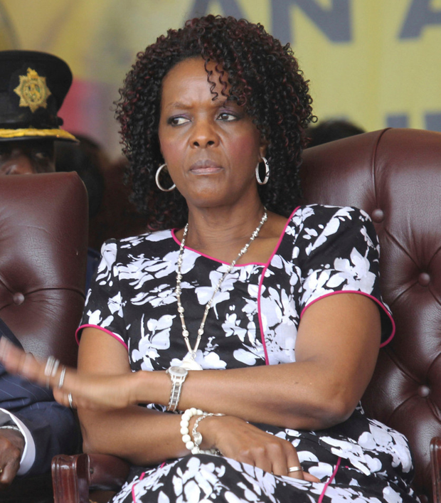 Grace Mugabe. Photo: AP
