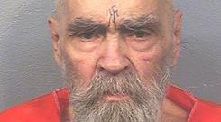 Charles Manson has died aged 83 (California Department of Corrections and Rehabilitation/AP)