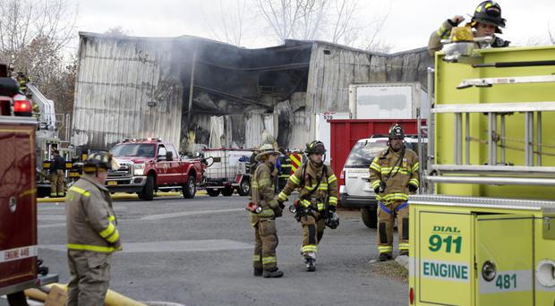 Body of worker recovered after cosmetics factory blast
