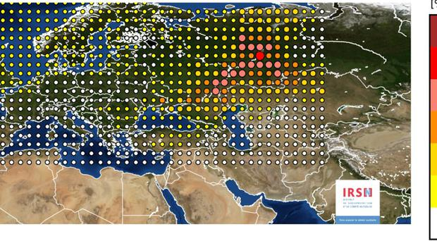 Russia confirms increased radioactivity levels over Ural Mountains