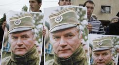Prosecutors have sought a life sentence, while Mladic's lawyers say he should be acquitted on all counts (AP)