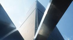 The World Trade Centre in New York