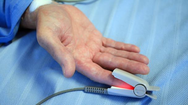 Currently there are 684,800 patients are on public hospital waiting lists (stock photo)