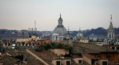 Rome thrives on tourism but taxi drivers often have a shaky grasp of English