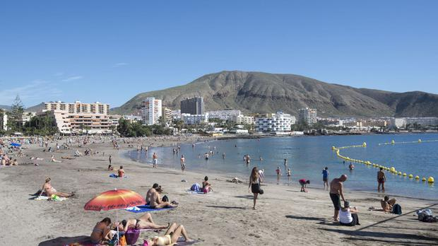 Tenerife revellers were injured when a nightclub floor collapsed