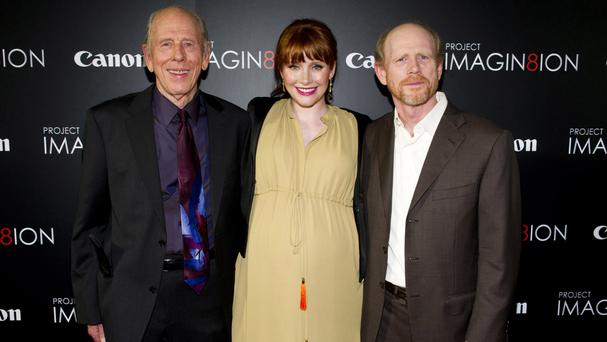 Hollywood actor dad of Ron Howard dead