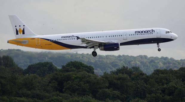 Failed carrier Monarch's Gatwick runway slots bought by BA owner IAG