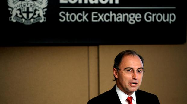 LSE CEO Xavier Rolet
