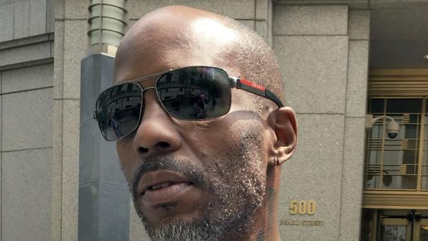 Rapper DMX pleads guilty to tax fraud, faces 5 years in prison