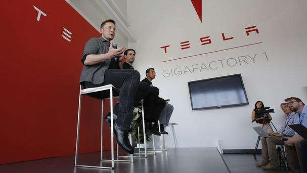 Tesla switches on the world's biggest battery