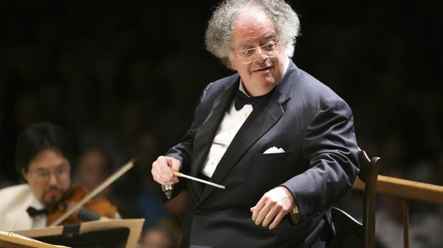 James Levine (AP Photo/Michael Dwyer, File)