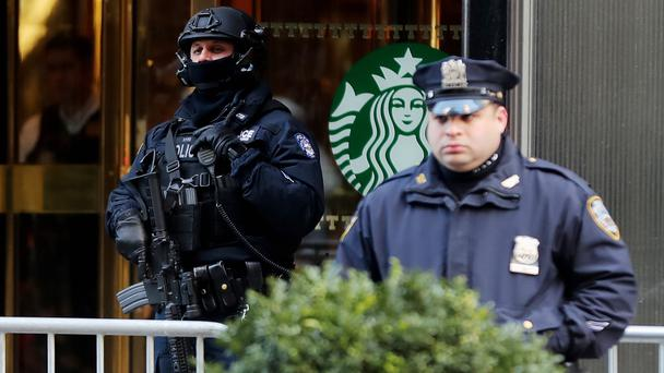 New York Police say terrorism is not suspected