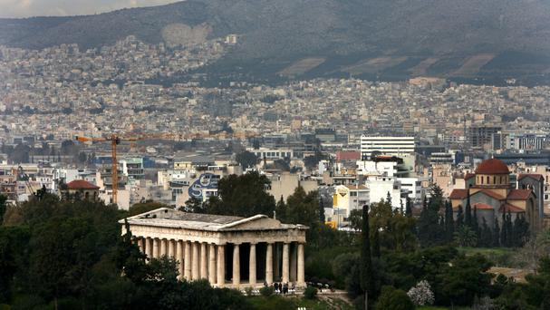 Greece may miss its annual growth target