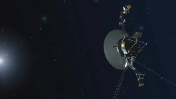 Voyager 1 is now 13 billion miles away (AP)