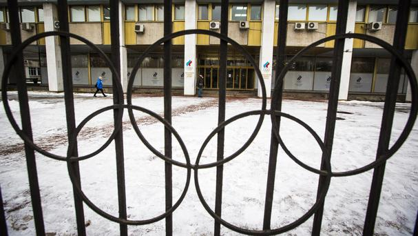 Russians to compete as neutrals at Olympics