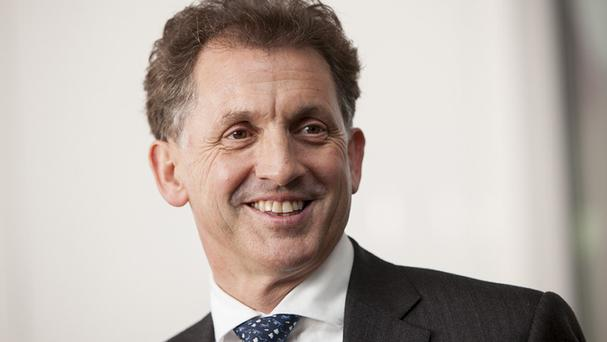 Legal and General Chief Executive Nigel Wilson (PA)