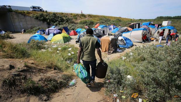 EU nations agreed in September 2015 to relocate 160,000 refugees from Italy and Greece