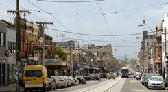 Loudspeakers are being installed at more than 90 sites across central Melbourne