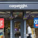Carpetright has seen half-year profits crash and warned over the full-year outlook amid a tough consumer market (Jason Alden/Carpetright/PA)
