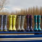 Joules is famous for its posh wellies