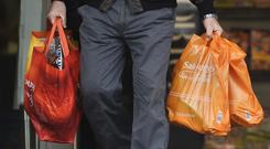 A shopper, as the Office for National Statistics (ONS) reveals the latest inflation figures (PA)