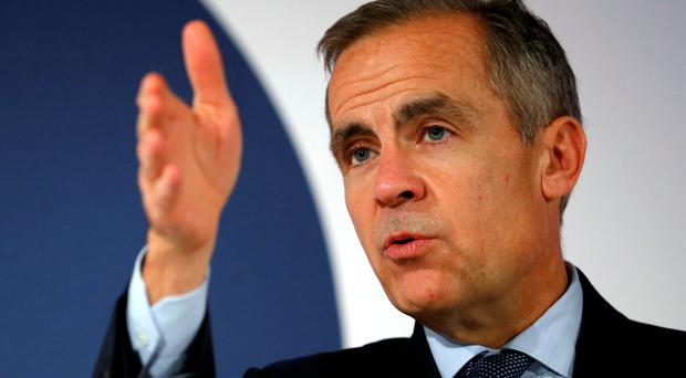 Governor of the Bank of England Mark Carney hailed support from 237 companies for a campaign to improve climate-related disclosures around the world.