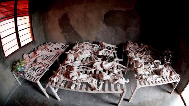 Rwanda govt accuses France for 1994 genocide