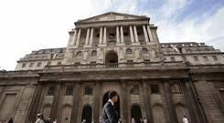 The Bank of England is expected to keep interest rates on hold, but surging inflation will remain in focus.