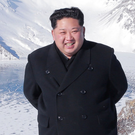 North Korean leader Kim Jong Un visits Mount Paektu in a photo released on December 9. Photo: Reuters