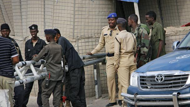 Death toll from Mogadishu police academy attack rises to 13