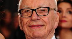Rupert Murdoch, as 21st Century Fox reaches deal with Disney (Ian West/PA)