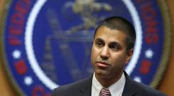 Chairman Ajit Pai said the FCC was