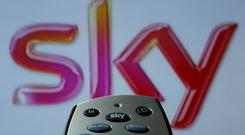 Broadcasting giant Sky is set for new ownership (Chris Radburn/PA)