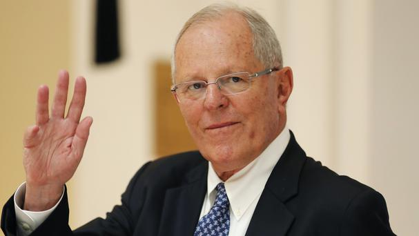 Peru's president vows to fight on; won't resign