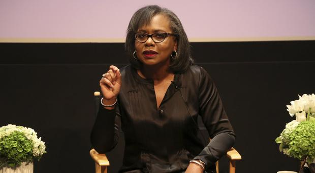 The commission will be chaired by Anita Hill (AP)