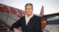 EasyJet chief executive Johan Lundgren (PA)
