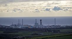 File photo of Sellafield Nuclear power plant, in Cumbria (PA)