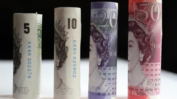 The Office for National Statistics revealed the latest Government borrowing figures (PA)